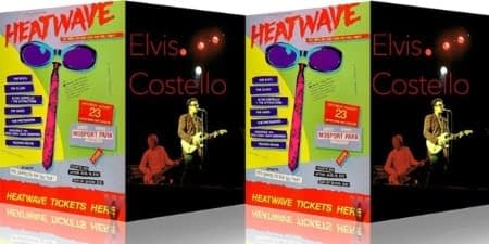 Elvis Costello @ Heatwave 1980