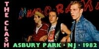 The Clash @ Asbury Park Convention Hall 1982