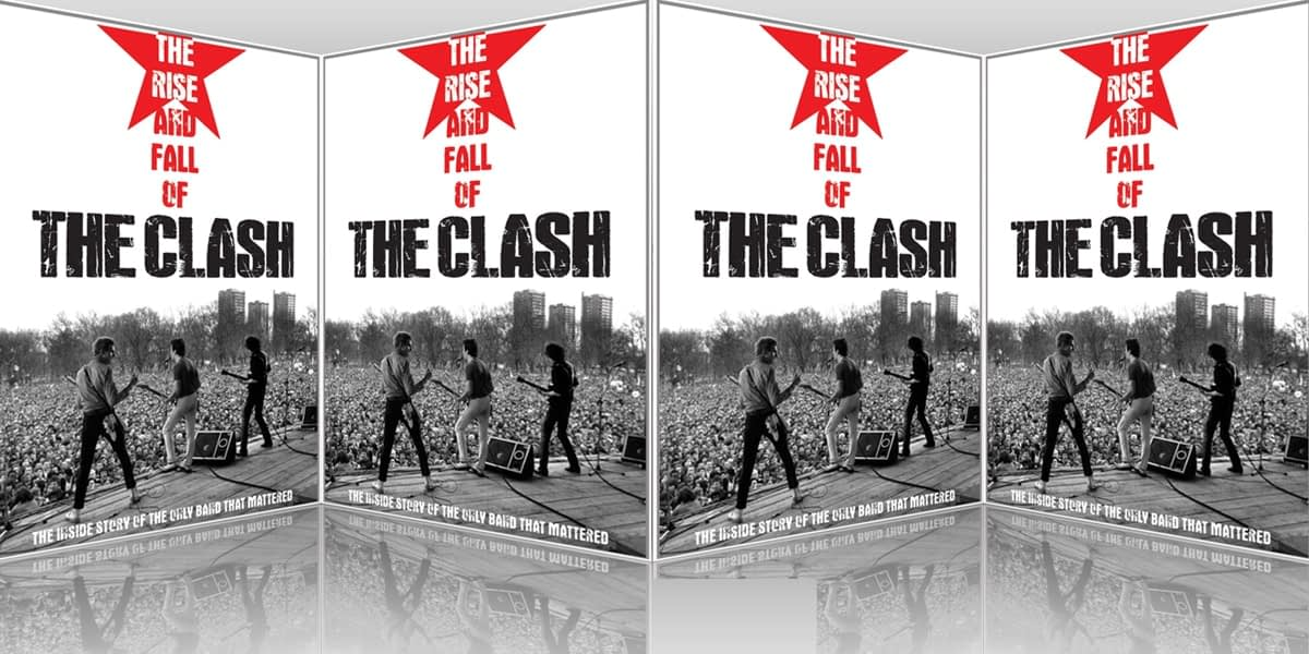 The Rise And Fall Of The Clash DVD Release 3