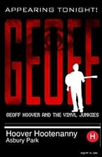 Geoff Hoover And The Vinyl Junkies Poster