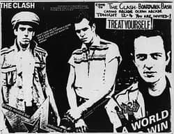 The Clash @ Asbury Park Convention Hall 1982 99