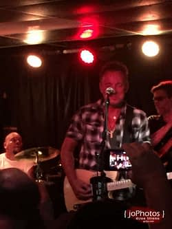 Joe Grushecky & Bruce Springsteen @ Wonder Bar - Asbury Park NJ - 7.18.2015 2