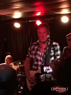Joe Grushecky & Bruce Springsteen @ Wonder Bar - Asbury Park NJ - 7.18.2015 4