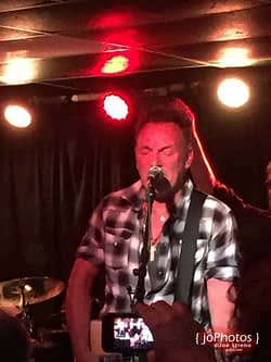 Joe Grushecky & Bruce Springsteen @ Wonder Bar - Asbury Park NJ - 7.18.2015 6