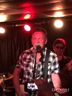 Joe Grushecky & Bruce Springsteen @ Wonder Bar - Asbury Park NJ - 7.18.2015 7
