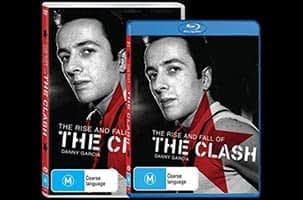 The Rise And Fall Of The Clash DVD Release Update