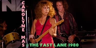 Carolyne Mas @ The Fast Lane - 1980 2