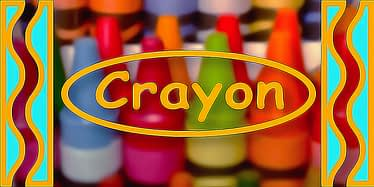 Crayon Craziness Comes 200 Times Over 8