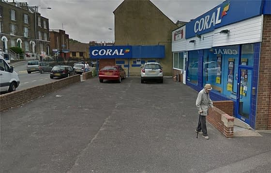 Dover - Current Google Street View