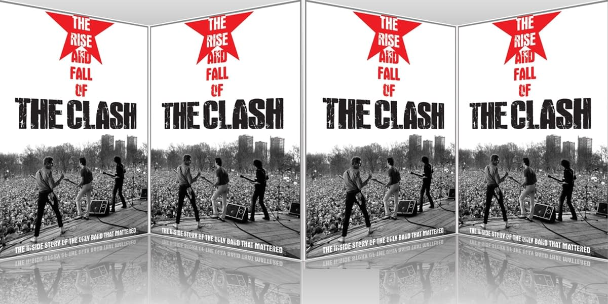 The Rise And Fall Of The Clash DVD Release 6