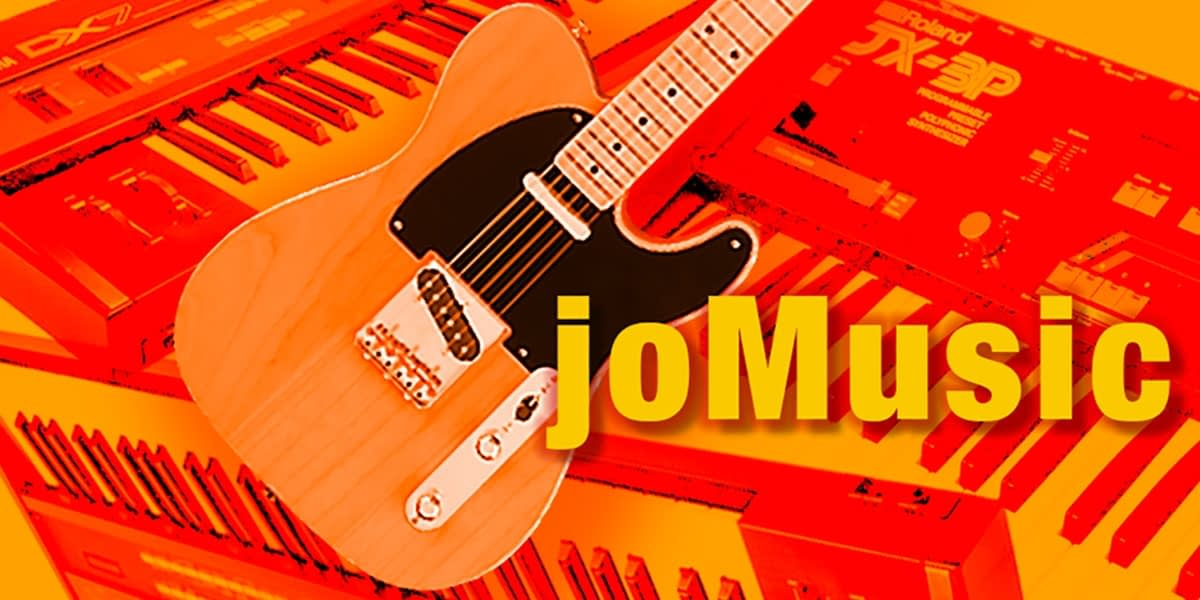 joMusic: In the beginning ... 2