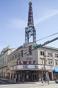 Letters: The Tower Theater Philadelphia, PA