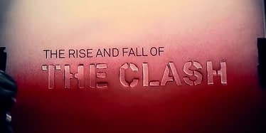 The Rise And Fall Of The Clash Australian Blu-ray 59