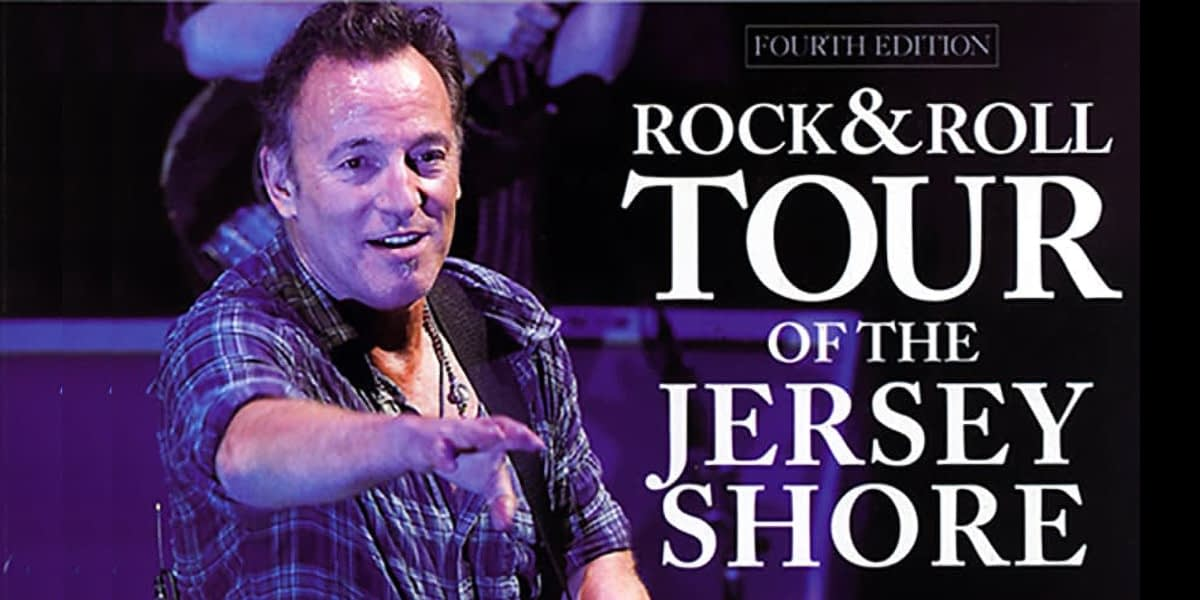 Rock & Roll Tour Of The Jersey Shore Volume 4 5