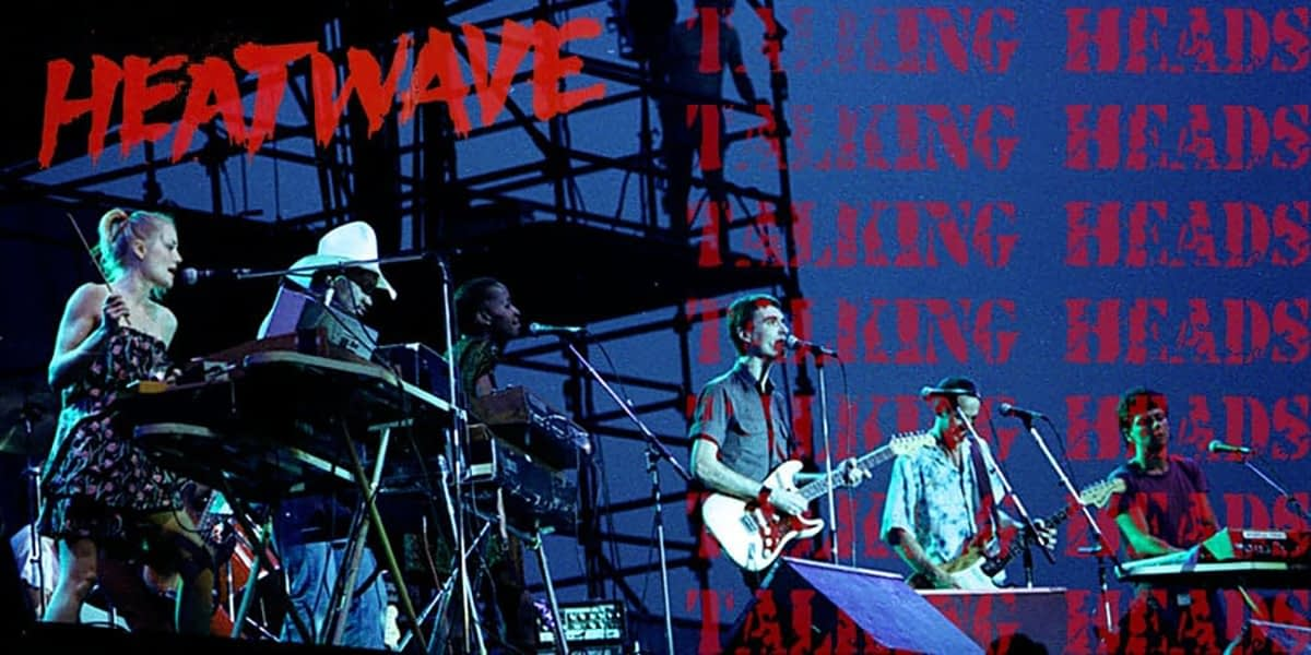 Talking Heads @ Heatwave Festival 1980 2