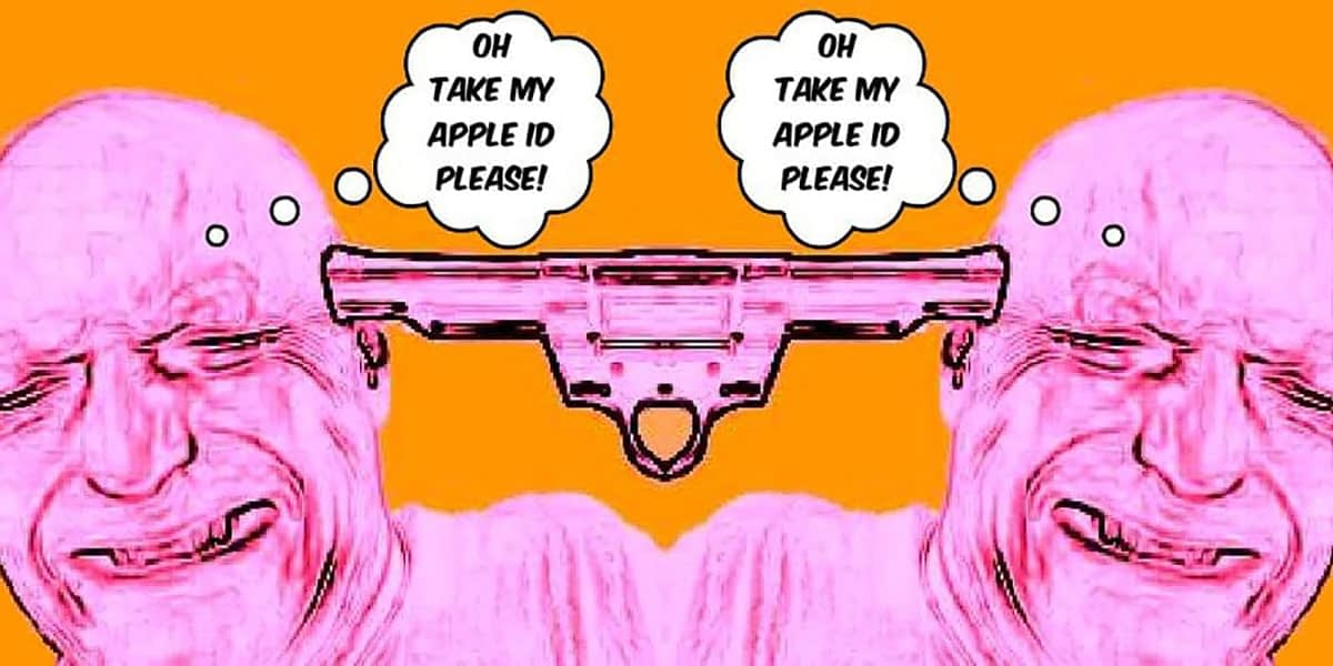 Apple Developer {dis} Connection or ... How My Apple ID Was Hijacked